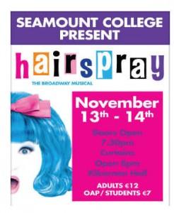 Hairspray : Seamount Musical 2014